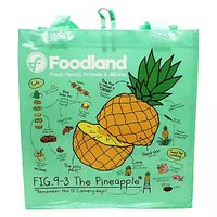 Foodland Tropical Reusable Bag, 1 Each