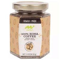 Maika`i Freeze Dried Kona Coffee, 1.5 Ounce