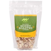 Maika'i Honey Roasted Sliced Almonds, 8 Ounce