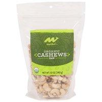 Maika'i Organic Raw Cashews, 12 Ounce