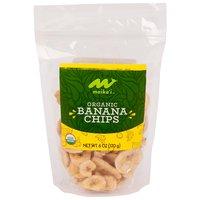Maika'i Organic Banana Chips, 6 Ounce