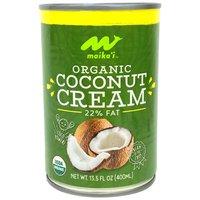 Maika`i Coconut Organic Cream, 13.5 Ounce
