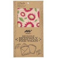 Maka'i Pink Protea Food Wrap, 3 Each
