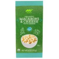 Maika'i Organic Macaroni & Cheese, White Cheddar, 6 Ounce