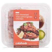 Calabash Pan-Roasted Thai Lemongrass Chicken, 21.5 Ounce