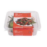 Calabash Spicy Beef Stir-Fry with Basil and Long Beans, 16 Ounce