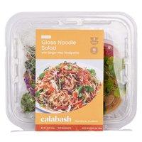 Calabash Glass Noodle Salad with Ginger Miso Vinaigrette, 12.5 Ounce