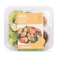 Calabash Kung Pao Brussels Sprouts, 15.25 Ounce