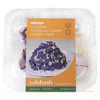 Calabash Vegan Coconut Mashed Purple Potato, Each, 1 Each