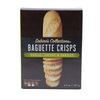 Baguette Crisp Garlic Chive, 4.5 Ounce