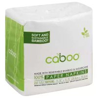 Caboo Paper Napkins, 250 Sheets, 1 Each