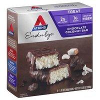 Atkins Endulge Chocolate Coconut Bar - 5/1.4 Oz, 5 Each