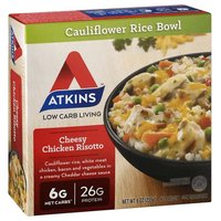 Atkins Cheesy Chicken Risotto, 9 Ounce
