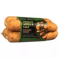 Field Roast Grain Meat Sausages, Vegetarian, Smoked Apple Sage, 12.95 Ounce