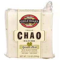 Field Roast Vegan Chao Slices, Garden Herb, 7 Ounce