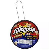 Jiffy Pop Butter Flavored Popcorn, 4.5 Ounce