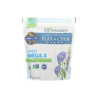 Garden of Life Flax & Chia Blend Super Omega-3, 12 Ounce