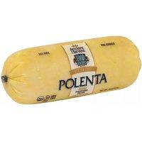 Food Merchants Organic Polenta, Traditional Italian, 18 Ounce