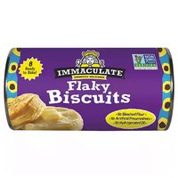 Immaculate Baking Organic Flaky Biscuit, 16 Ounce