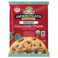 Immaculate Organic Cookie Dough, Chocolate Chunk, 12 Ounce