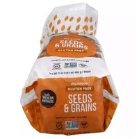 Little Northern Bakehouse Bread, Seeds & Grains, 16 Ounce