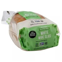 Lnb Gf Bread White Slice, 20 Ounce