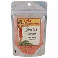 Aloha Spice Red Hawaiian Sea Salt, 1 Each