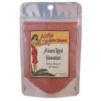 Aloha Spice Salt, Bag Red Fine, 1 Each