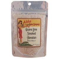 Aloha Spice Salt, Bag Guava Smoke, 1 Each