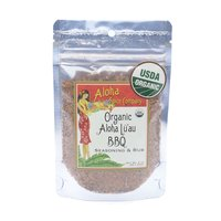 Aloha Organic Luau BBQ Rub, 2 Ounce