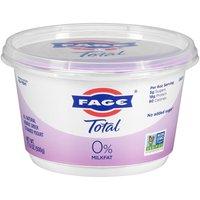 Fage Total Strained 0% Nonfat Greek Yogurt, 17.6 Ounce