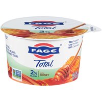 Fage Total 2% Lowfat with Honey Greek Yogurt, 5.3 Ounce