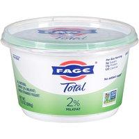 Fage Greek Yogurt, 2% Low Fat , 17.6 Ounce
