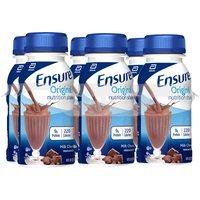 Ensure Shake, Milk Chocolate (Pack of 6), 8 Ounce