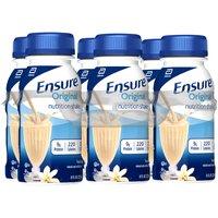 Ensure Homemade Vanilla Nutrition Shake (Pack of 6), 8 Ounce