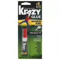 Elmer's Krazy Glue , Maximum Bond Gel, 1 Each