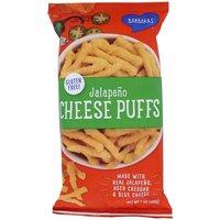 Barbara's Cheese Puffs, Jalapeño, 7 Ounce