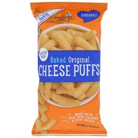 Barbara's Cheese Puffs, Baked, 5.5 Ounce