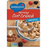 Barbara's Shredded Oats Cereal, Bite Size, 14 Ounce