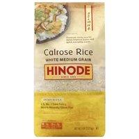 Hinode White Rice, Medium Grain, 5 Pound
