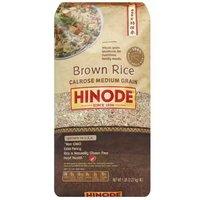 Hinode Calrose Brown Rice, Medium Grain, 5 Pound