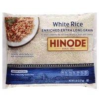 Hinode Extra Long Grain White Rice, 5 Pound