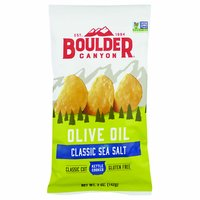 Boulder Chips, Sea Salt, Olive Oil, 5 Ounce