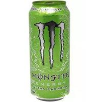 Monster Ultra Energy Drink, Paradise, 16 Ounce