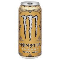 Monster Ultra Gold, 16 Ounce