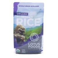 Lotus Forbidden Rice, 15 Ounce