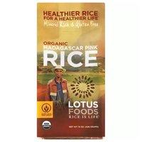 Lotus Madagascar Pink Rice, 15 Ounce