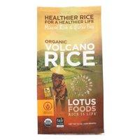 Lotus Volcano Rice, 15 Ounce
