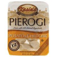 Kasia's Potato Cheddar Pierogi, 14 Ounce