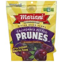 Mariani Pitted Dried Prunes, 7 Ounce